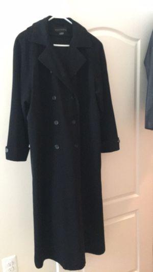 Black Dress Coat for Sale in Martinsburg, WV