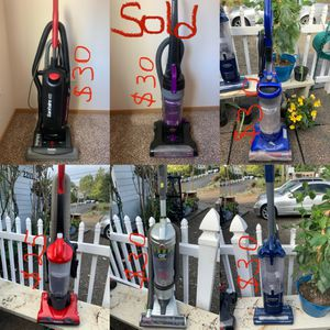 Vacuum Cleaner for Sale in Des Moines, WA