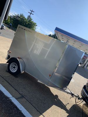 5 x 10 ft aluminum trailer for sale for Sale in West McLean, VA