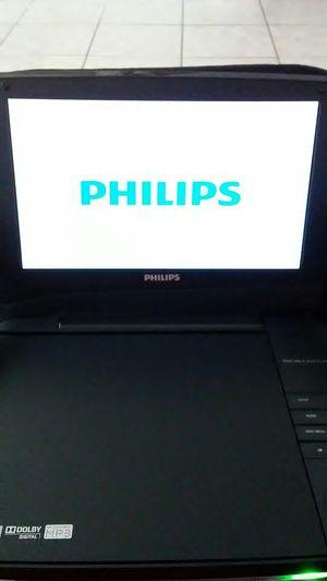 Philips portable DVD player for Sale in Alafaya, FL