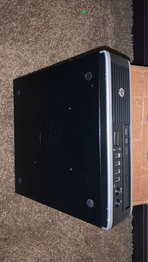 HP Elite 8300 Ultra Small Slim High Performance Business Computer PC (Intel 3470s 2.9Ghz) for Sale in North Las Vegas, NV