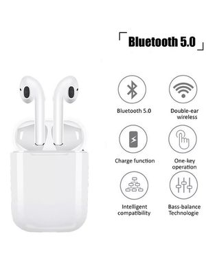 NEW Noise cancelling Wireless headphones, Bluetooth 5.0 earpods, i9s TWS, earbuds for Sale in Miami, FL