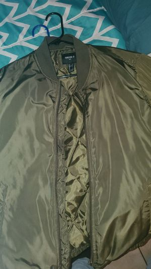 21 men Bomber Jacket size M for Sale in Paramount, CA
