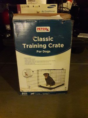 Large dog crate for Sale in Surprise, AZ