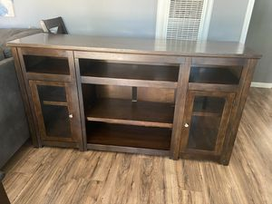 Huge TV STAND for Sale in Perris, CA
