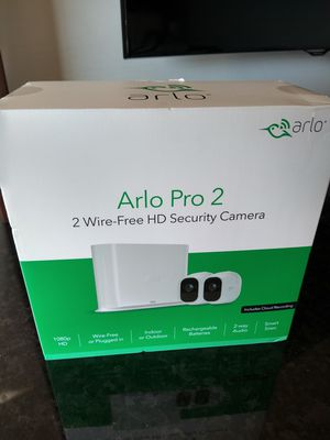 Arlo Pro 2 Wire free security cameras for Sale in Bellevue, WA
