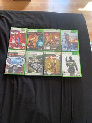 Xbox 360 Games for Sale in Lowell, MA
