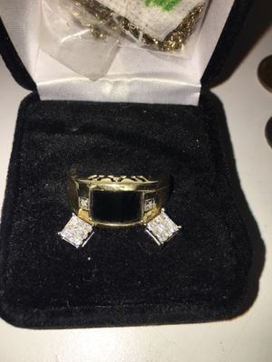 Ring and Diamond earrings for Sale in Mukwonago, WI