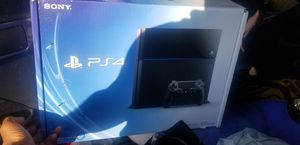 PS4 LIKE NEW WITH CONTROLLER AND ALL CORDS. for Sale in Charlottesville, VA