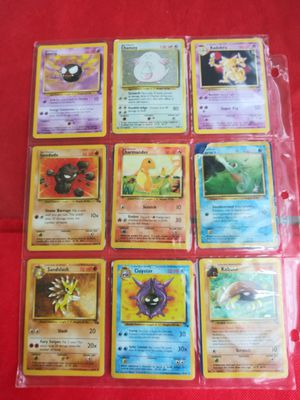 Mas 60 cartica de Pokemon clasic todas pir 100 for Sale in Miami, FL