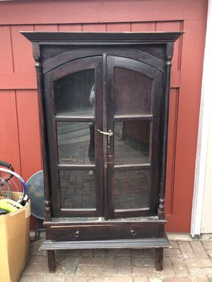Antique Cabinet for Sale in South Pasadena, CA