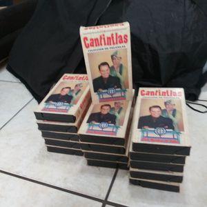 VHS de Cantinfla Pedro Infante y Tim Tan for Sale in Hialeah, FL
