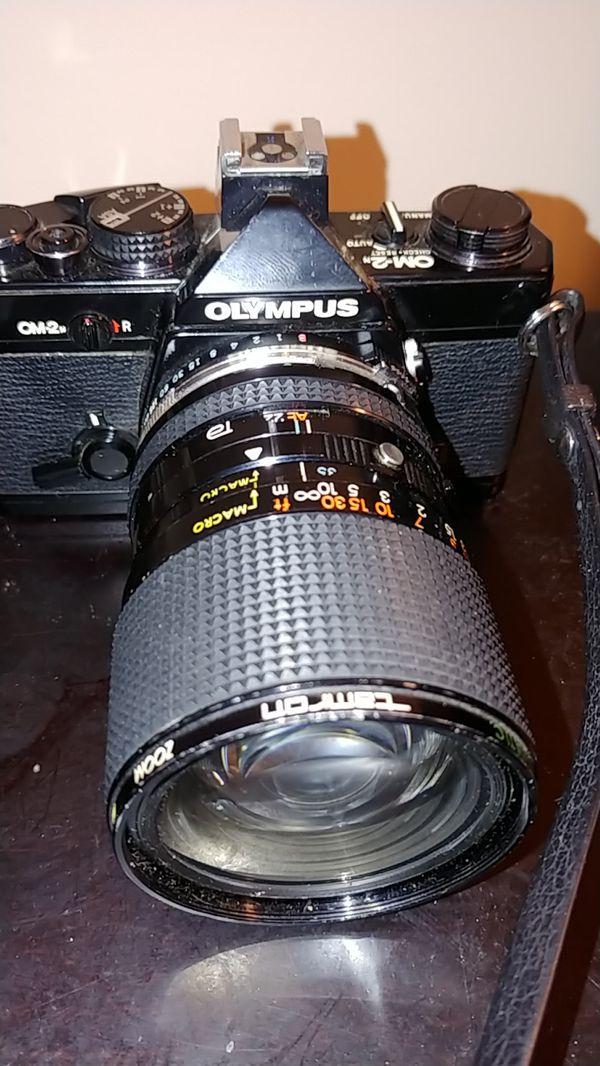 Olympus Om-2n Film Camera