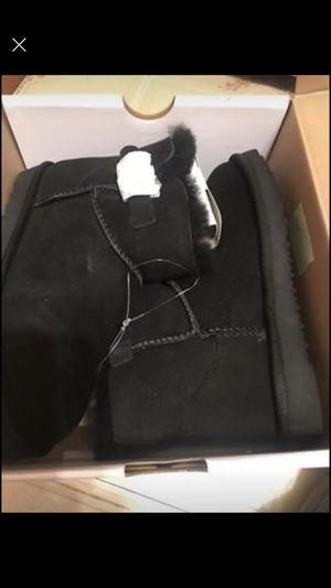 Girl's Sheepskin boots for Sale in Winnebago, IL