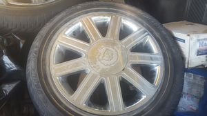 Cadillac rims for Sale in St. Louis, MO
