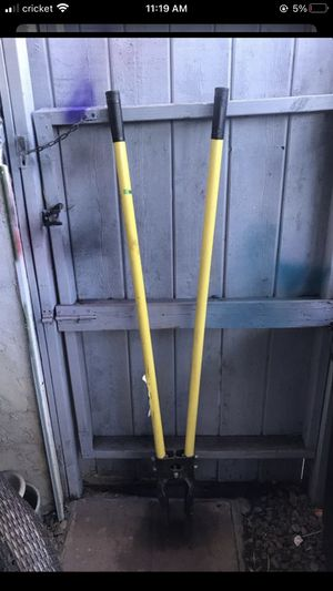 Post pole digger for Sale in El Cajon, CA