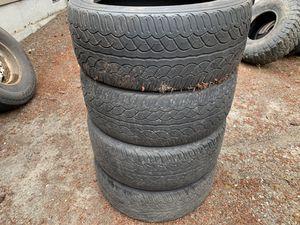 Yokohama Parada X tires for Sale in Gig Harbor, WA