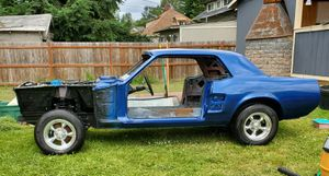 1967 Ford Mustang for Sale in McKenna, WA
