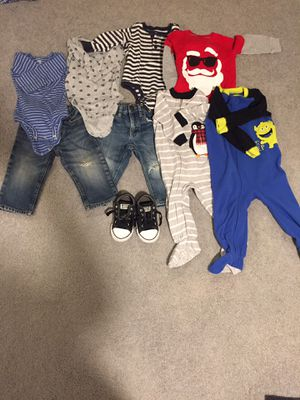 Baby boy clothes (12-18 months) for Sale in Fairfax, VA