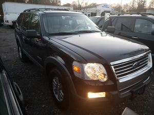 2006 Ford Explorer XLT V8 3rd Row Touch Tv 140k Miles for Sale in Bowie, MD