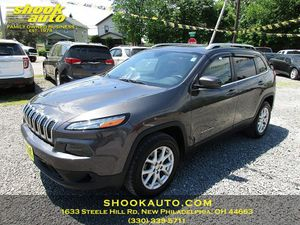 2015 Jeep Cherokee for Sale in New Philadelphia, OH