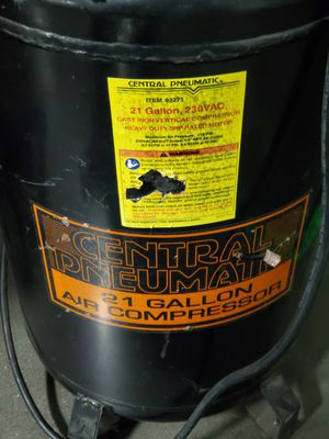 Compressor for Sale in San Marcos, CA