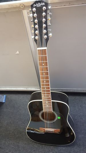 Carlo Robelli 12 String Acoustic Guitar for Sale in Seymour, CT