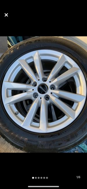 BMW X5 wheels and tires for Sale in Baton Rouge, LA