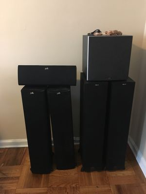 Polk and Klipsch speakers. Read description for Sale in Upper Darby, PA