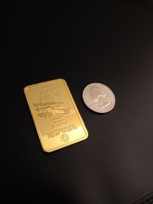 German Gold Bar for Sale in Naples, FL
