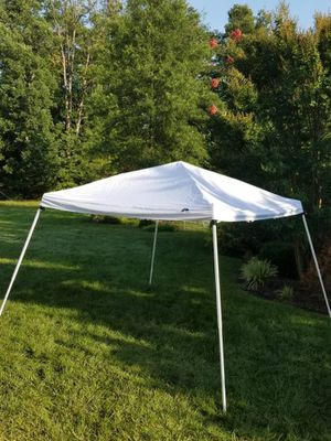 12x12 White Instant Canopy Tent for Sale in Ashburn, VA