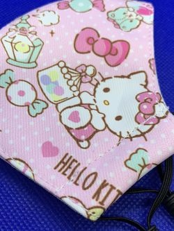 Hello Kitty Face Mask- Kids for Sale in Rowland Heights,  CA