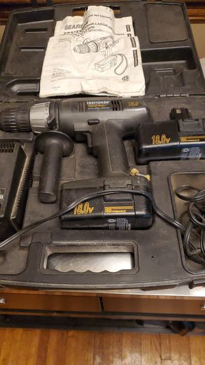 Craftsman 18 volt drill for Sale in York, PA
