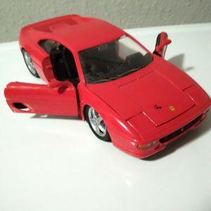 Ferrari F355. Scale Toy Car for Sale in Lakewood, WA