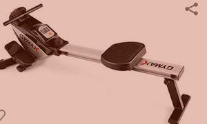 Goplus magnetic rowing machine for Sale in Georgetown, TX