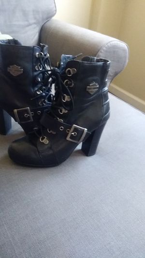 Womens Harley-Davidson boots for Sale in Decatur, GA