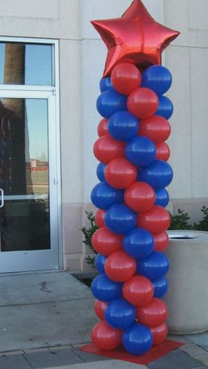 Balloon columns for Sale in Los Angeles, CA
