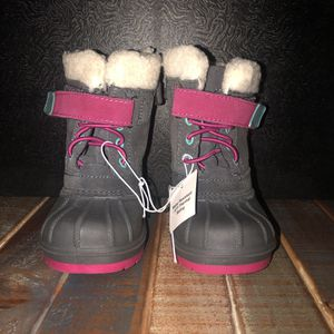 Cat & Jack Girls Toddler Thermolite Boots for Sale in Fontana, CA