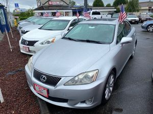 2009 Lexus IS for Sale in Auburn, WA