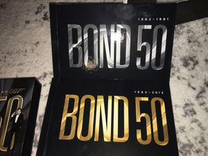 Bond 50th Anniversary Collection for Sale in Queens, NY