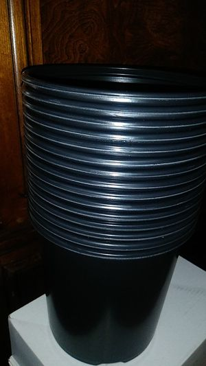 Set 15 pcs plant pot 1 gallon for Sale in Richmond, CA