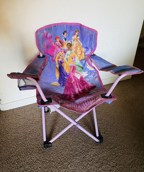Disney Kids Camping Chairs