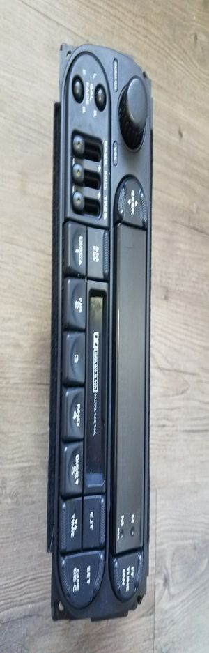 OEM In-Dash Radio w/ Cassette Player, (Chrysler/Jeep/Dodge/Plymouth), P56038518AJ, RBB for Sale in Denver, CO