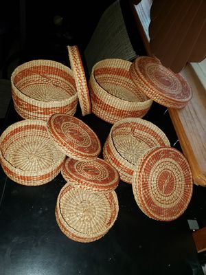 baskets old indian for Sale in Wasilla, AK