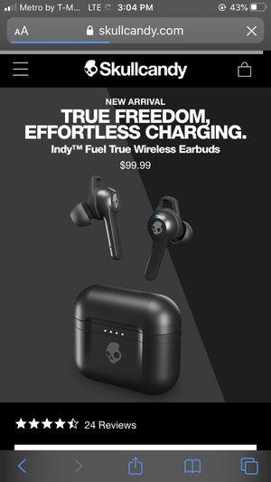 Skullcandy Wireless Earbuds for Sale in San Diego, CA