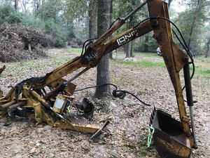 3 point backhoe attachment for tractor for Sale in Hockley, TX