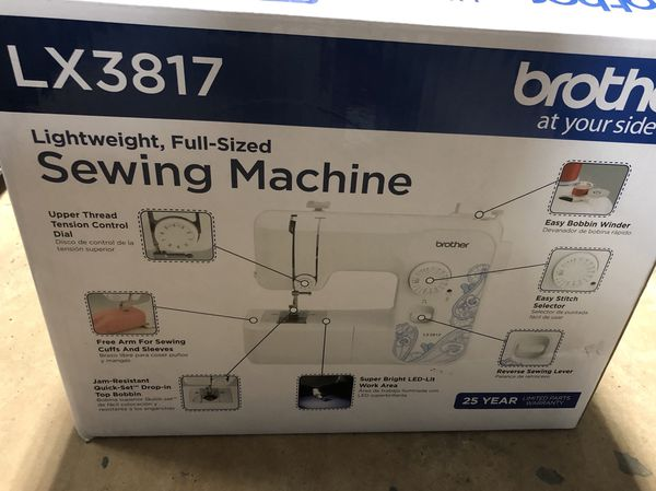 Brother Full Size Sewing Machine