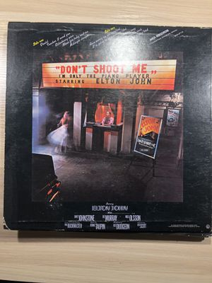Elton John Record for Sale in Spring, TX