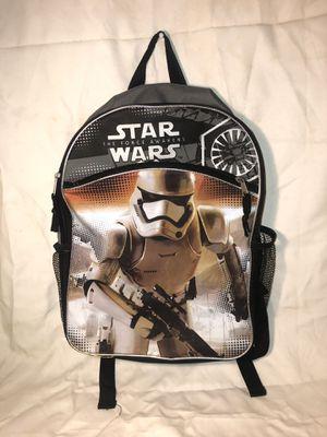 Kid's star war's backpack. for Sale in Tucson, AZ