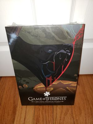 Game of Thrones Beautiful Death Puzzle for Sale in Philadelphia, PA